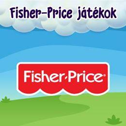 Fisher-Price játékok webshop