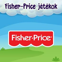 Fisher-Price játékok webshop
