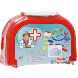 Orvosi táska bőröndben