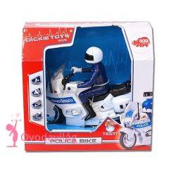 Dickie SOS rendőrségi motor