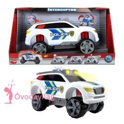 Rendőrautó-Dickie toys