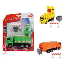 Kukásautó szett - Dickie Toys
