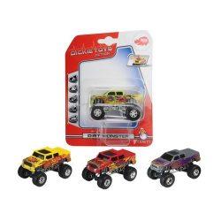 Dirt Monster autó-Dickie Toys