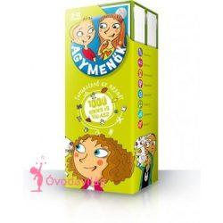 Agymenők fejlesztő kártyajáték 9-10 éveseknek