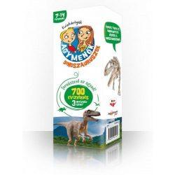 Agymenők kvízkártyák-Dinoszauruszok