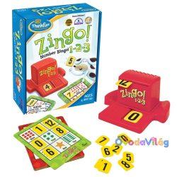 Zingo 1-2-3 számolós játék