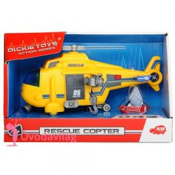 Mentő helikopter - Dickie Toys