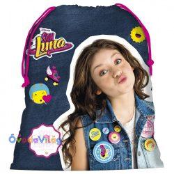 Soy Luna tornazsák 41x35 cm