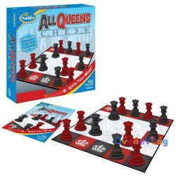 Thinkfun All Qeens Chess társasjáték-ovofdavilag.hu