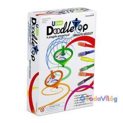 Pingáló Pörgettyű - Doodletop design szett