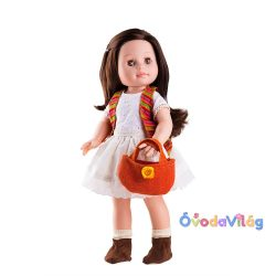 Hajas baba játékbaba Emily-Paola Reina-ovodavilag.hu