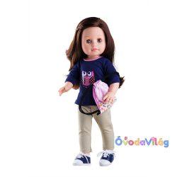 Játékbaba hajas baba Emily-Paola Reina-ovodavilag.hu
