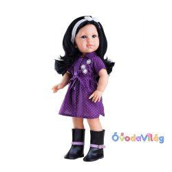 Játékbaba hajas baba Lina 42cm Paola Reina-ovodavilag.hu