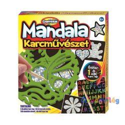 Mandala karcművészet-Creativ Kids-ovodavilag.hu