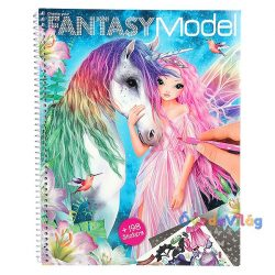 Top Model Fantasy ruhatervező könyv-ovodavilag.hu