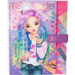 TopModel Speciál ruhatervező könyv-ovodavilag.hu