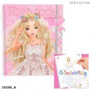 TopModel Speciál ruhatervező könyv - Óvodavilág 85ce35ece0