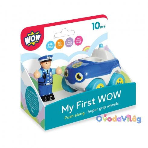 WOW Mini Bobby, a rendőrautó