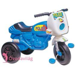 Lábbal hajtós rendőrségi robogó - D-Toys