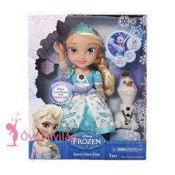 Jégvarázs Éneklő Elsa baba