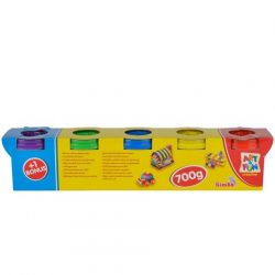 Art and Fun lágy gyurma 4+1 bonusz-Simba Toys