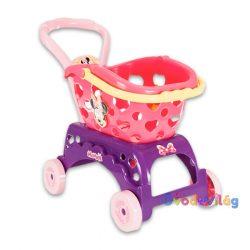 Minnie egér bevásárló kocsi-ovodavilag.hu