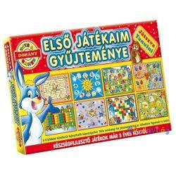 Első játékaim gyűjteménye társasjátékok - D-Toys