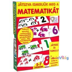 Játszva ismerjük meg a matematikát-ovodavilag.hu