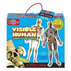 Jumbo puzzle emberi test T.S.Shure