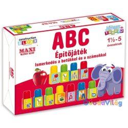 Játsz és Tanulj! ABC építőjáték-D-toys