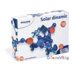 Modellépító - napelemes Miniland -ovodavilag.hu
