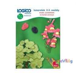 Logico Piccolo Erdők szántóföldek és kertek növényei-ovodavilag.hu