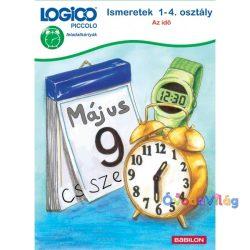 Logico Piccolo Az idő Ismeretek 1-4 osztály -ovodavilag.hu