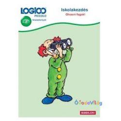 Logico Piccolo Olvasni fogok - Iskolakezdés -ovodavilag.hu