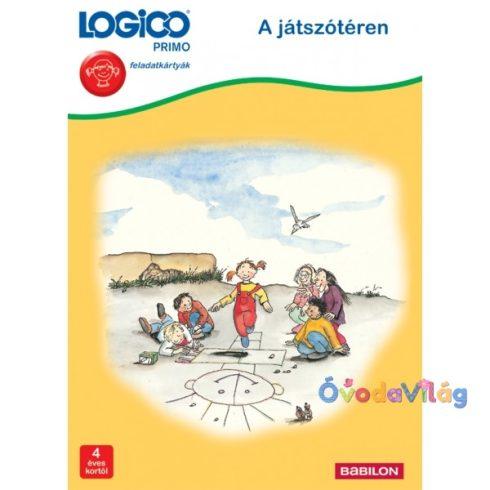 Logico Primo A játszótéren-ovodavilag.hu