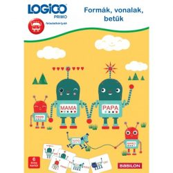 Logico Primo-Formák, vonalak, betűk