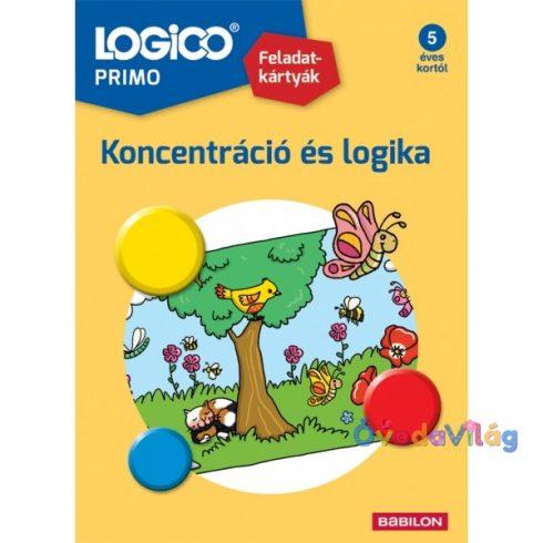 Logico Primo Koncentráció és logika - ovodavilag.hu