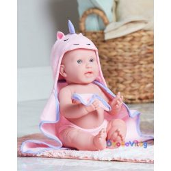 Élethű játékbaba unikornissal-Berenguer