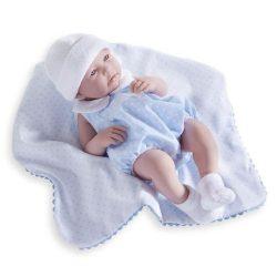 Újszülött fiú játékbaba-Berenguer