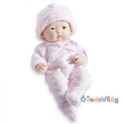 Újszülött lány játékbaba-Berenguer