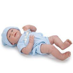 Mosolygós élethű játékbaba újszülött-Berenguer