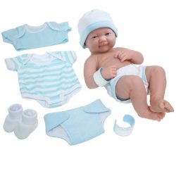Újszülött baba kiegészítőkkel-Berenguer