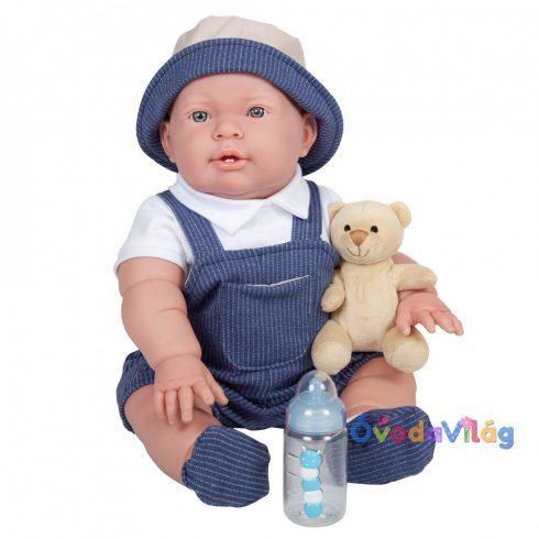 Berenguer Lucas 6 hónapos fiú élethű játékbaba 46cm JC Toys - ovodavilag.hu