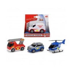 Sürgősségi mentő járművek-Dickie Toys