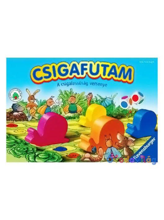 Csigafutam első társasjáték gyerekeknek