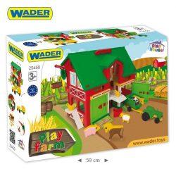 Wader-Play farm játékszett