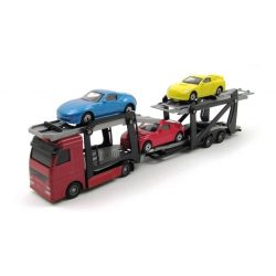 Autószállító kamion