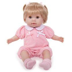 Puhatestű játékbaba-Berenguer