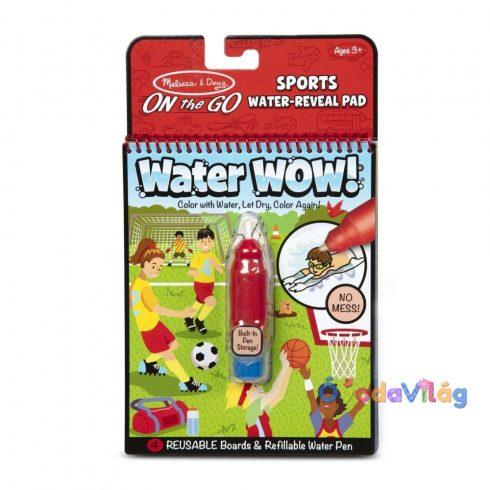 Melissa & Doug Kreatív játék Rajzolás vízzel sport