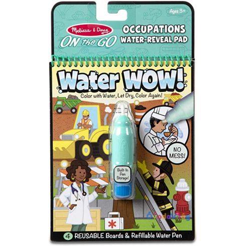 Melissa & Doug Kreatív játék Rajzolás vízzel Foglalkozások